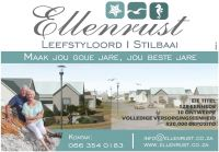 Ellenrust Lifestyle Village Advert